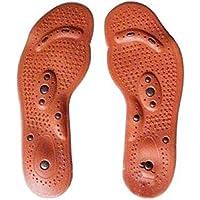 hersvin Magnetische Stein-deoderizing Therapie Schuh Einlegesohlen können geschnitten werden Akupressur Fuß Massage... preisvergleich bei billige-tabletten.eu