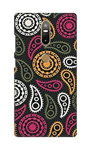 SWAG my CASE Printed Back Cover for Lenovo Phab 2 Plus
