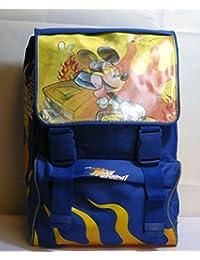 Preisvergleich für Tasche Rucksack amerikanischen Schule Kinder Disney Mickey Mouse 40x 30cm