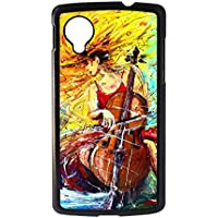 Generic For Men Pc Durable For Google Nexus 5 Shells Print With Cello 1