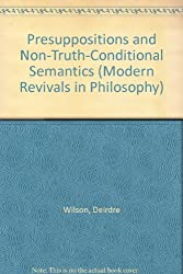 Presuppositions and Non-Truth-Conditional Semantics