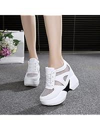 GTVERNH autunno chiodi fibbie le scarpe basse superficiale solo le scarpe baotou scarpe da donna 37…