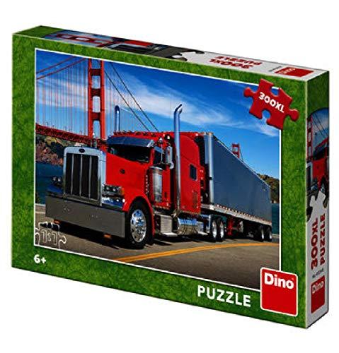 Dino Bigioni Amerikanisches LKW 300 XL Puzzle (Lkw-puzzle)