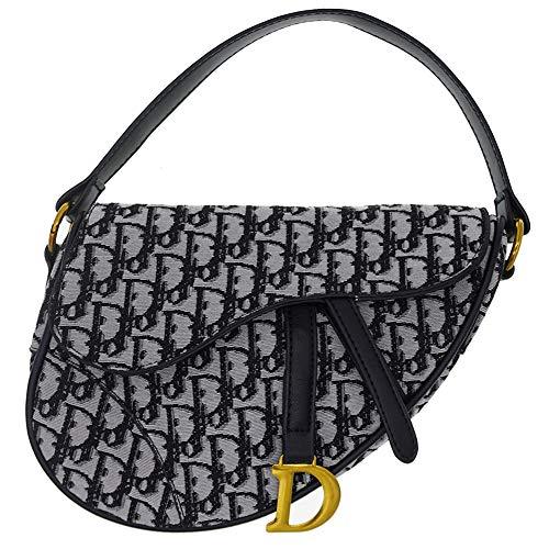 Onzama Mode Saddle Satchel Taschen für Frauen Designer Crossbody Handtaschen Schulter Geldbörsen für Damen -