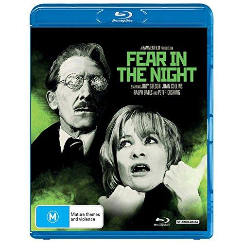 Fear in the Night [Blu-Ray Region B Import - Australia]