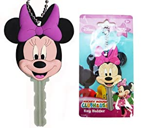 Disney Minnie Mouse Key Holder - Minnie Keyring