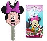Disney Minnie Mouse Key Holder–Minnie Mulberry, accessorio per costume