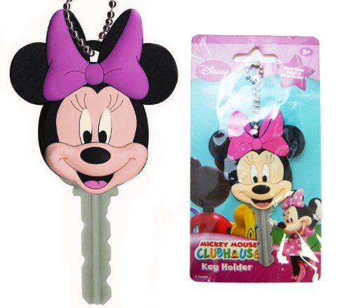 Disney Minnie Mouse Key Holder - Kostüm Minnie Keyring (Zubehör)