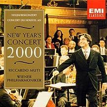 Neujahrskonzert in Wien 2000