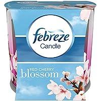 Febreze Geruchsbeseitigende Duftkerze Rote Kirschblüte, 2er Pack (2 x 100 ml) preisvergleich bei billige-tabletten.eu