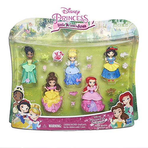 2a254ef128 Zoom IMG-3 disney princess small doll collection