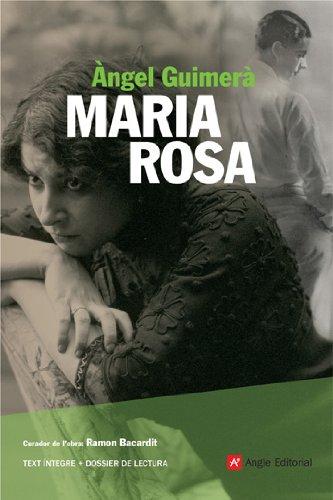 Maria Rosa (Angle Lector) por Ramon Bacardit Santamaria