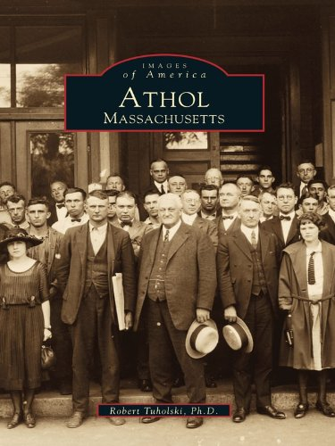 Athol, Massachusetts (Images of America) (English Edition) - Brookside Park