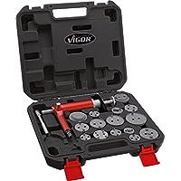 Vigor V1711 - Kit de mantenimiento de herramientas
