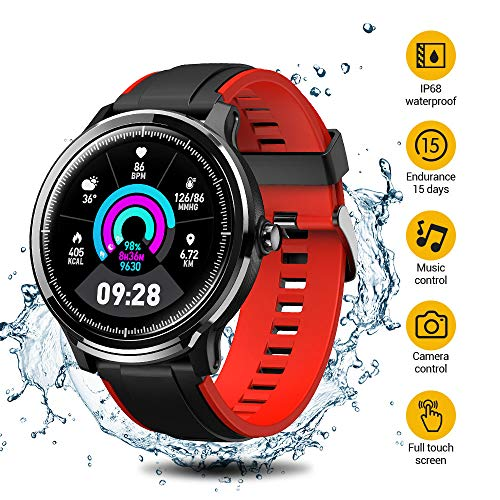 SmartWatch Táctil Impermeable