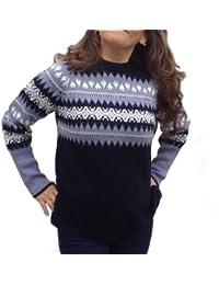 suchergebnis auf f r norweger pullover wolle damen bekleidung. Black Bedroom Furniture Sets. Home Design Ideas