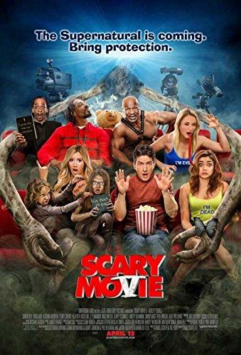 Scary Movie 5 Movie Poster (27,94 x 43,18 (Scary Poster Movie)