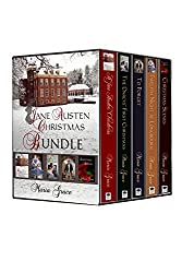 A Jane Austen Christmas Bundle: A bundle of Regency Christmas traditions, history and fiction, (English Edition)