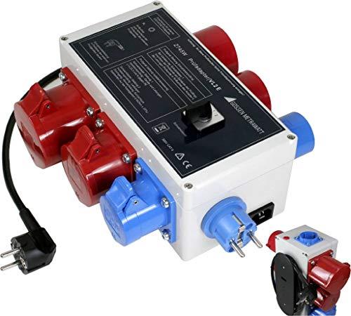 Gossen Metrawatt VL2E Messadapter para passiven Prüfung de Verlängerungsleitungen, Z745W