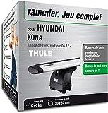 Rameder Pack Barres de Toit WingBar Evo pour Hyundai KONA (147908-38087-1-FR)