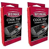Weiman Cook Top Schrubben Pads, 3 Count-2 Pack preisvergleich bei billige-tabletten.eu