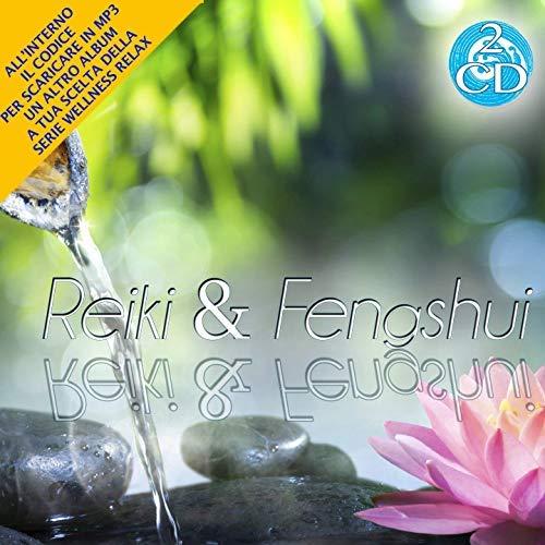 [2 Cds] Reiki y fengshui musica para meditación, concentración, tera