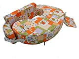 #10: Nina (Original) Feeding pillow - Orange