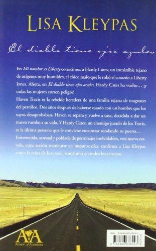 EL DIABLO TIENE OJOS AZULES: SERIE: TRAVIS (AMOR Y AVENTURA)