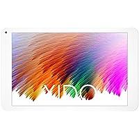 XIDO X111 25,4 cm (10 Zoll) Tablet-PC (IPS Display 1280x800, Android 6.0 Marshmallow, HDMI, 1GB RAM, 16GB Speicher, Bluetooth, Kamera) (Weiß)