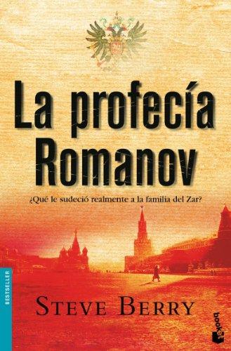 La profecía Romanov (Booket Logista)