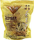 PRINCE OF PEACE - - Instant Ginger Honey Crystals - 30 Packets (18.9 oz.)