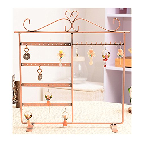 union-tesco-shabby-chic-vintage-large-jewellery-wall-hanger-holder-gold