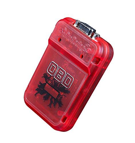 Chiptuning tuning chip box GTR Red PT Cruiser 2.0 141PS Benzin Tuningbox mit Motorgarantie Mehr Drehmoment Bessere Beschleunigung Weniger Verbrauch