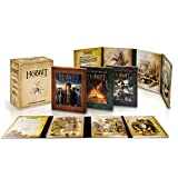 Der Hobbit Trilogie – Extended Edition als exklusive Sammleredition - Blu-ray Digipacks  (exklusiv bei Amazon.de)