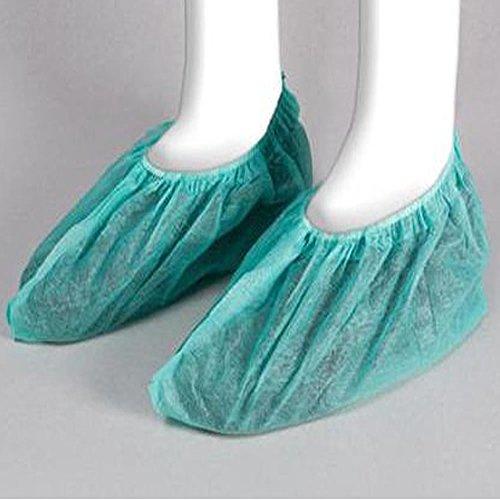 Cubrezapatos TST 30 gr verde-Bolsa 100u