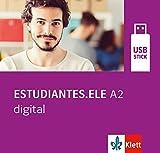 Estudiantes.ELE A2 digital: Spanisch für Studierende. USB-Stick