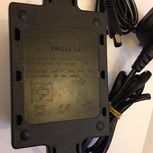 L6-30 Power (Hewlett Pack 30 V, 400 mAh, 12 W, C2177A, 99KZ23 L6, Lucent, Lot Ref 29)