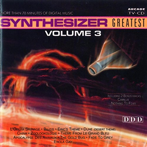 Synthesizer Greatest Volume 3