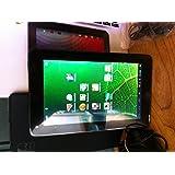 MPX4C07 - Tablette Tactile 7'' Capacitif - Processeur Quad-Core (1 Ghz) - Mémoire 4 Go - RAM 1024 Mo - Wi-Fi - Android 4.1 Jelly Bean - Noir