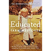 ‏‪Educated: The international bestselling memoir‬‏
