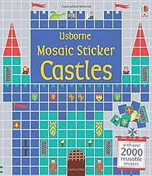 Mosaic Sticker Castles