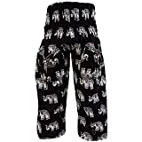 NEW ELEPHANT HAREM Cotton Harem Pant Afg...