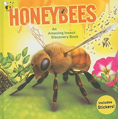Honeybees: An Amazing Insect Discovery Book [With Sticker(s)] by Susan Ring (2009-09-01)