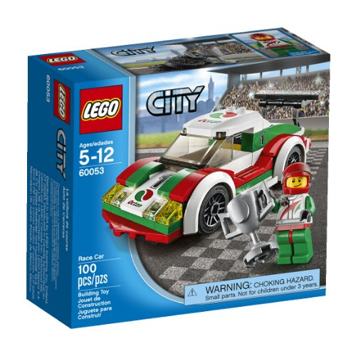 LEGO City Great Vehicles 60053 Race Car  available at amazon for Rs.2728