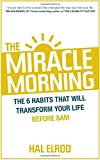 Miracle Morning: The Not-So-Obvious Secret Guaranteed to Transform Your Life (Before 8am)
