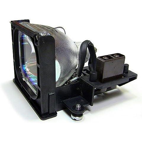Alda PQ Premium, Lampada proiettore per CTX EZ 610H Proiettori, lampada con alloggio