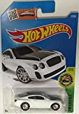 Hot Wheels Hw Exotics White Bentley Cont...