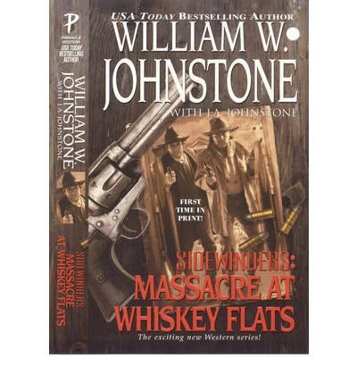 Massacre at Whiskey Flats (Sidewinders) (Paperback) - Common