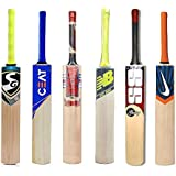 Jaykal Heavy Wooden Cricket Bat for Young - Full Size