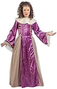 Limit Sport- Medieval Leonor, disfraz infantil, 5 (MI072 5)
